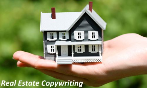 Real estate copywriting