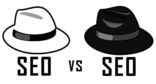 WHAT IS WHITE AND BLACK HAT SEO?